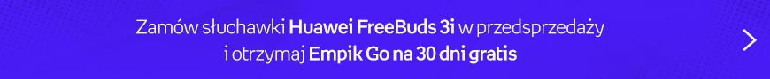 Huawei FreeBuds 3i z Empik Go