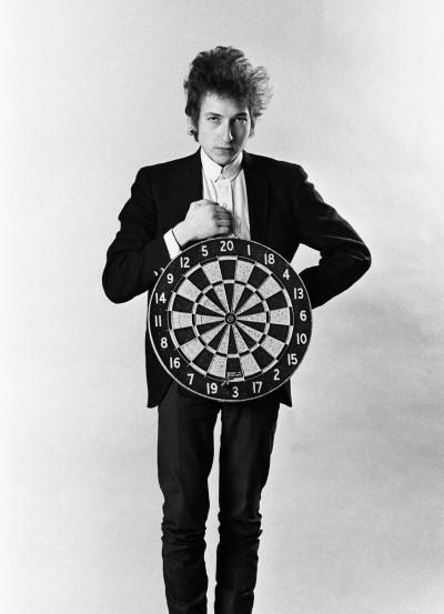 Bob Dylan NYC 1965 Daniel Kramer - mat wytwórni