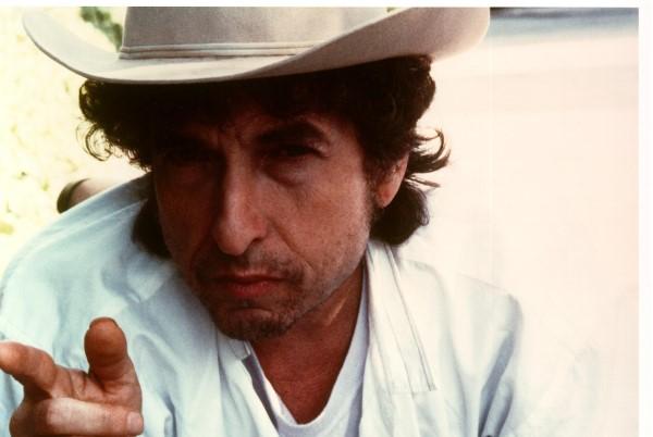 Bob Dylan 1990 foto: Merlyn Rosenberg - mat wytwórni