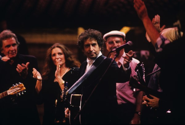 Bob Dylan - autor foto Ken Regan - mat wytworni