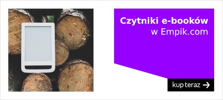 Czytniki e-booków w Empik.com