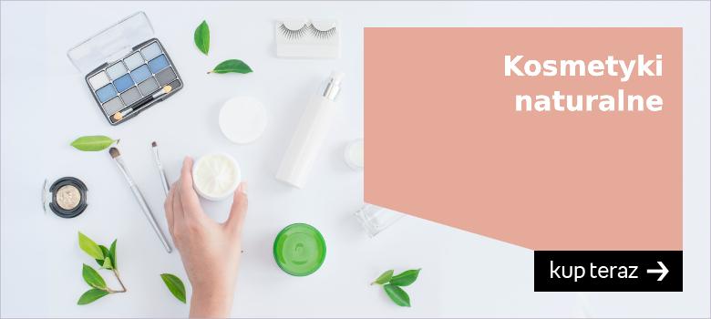 Kosmetyki naturalne w Empiku