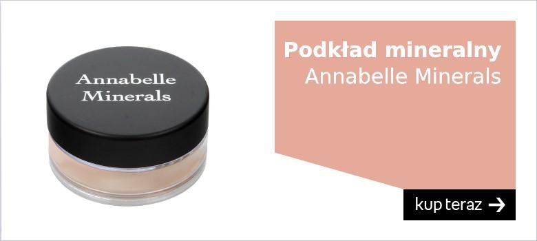 Podkład kryjący, Annabelle Minerals