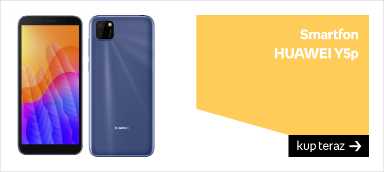 Smartfon HUAWEI Y5p