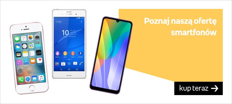 Poznaj naszą ofertę smartfonów