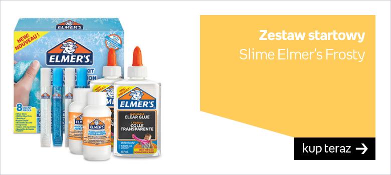 Zestaw startowy do slime, Elmer's