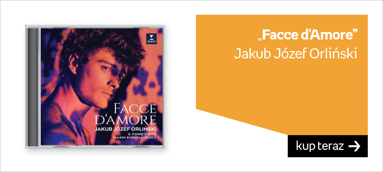 Facce d'Amore okładka płyty