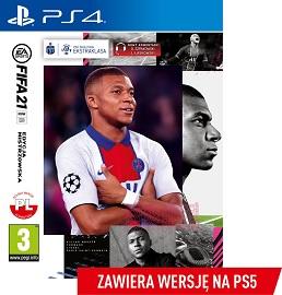 FIFA 21 Edycja Mistrzowska Playstation