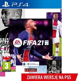 FIFA 21 Edycja Standardowa Playstation
