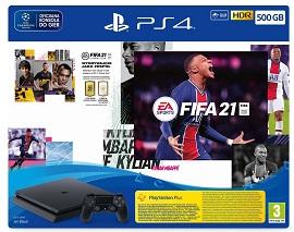 FIFA 21 konsola