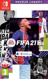 FIFA 21 Nintendo Switch Edycja Legacy