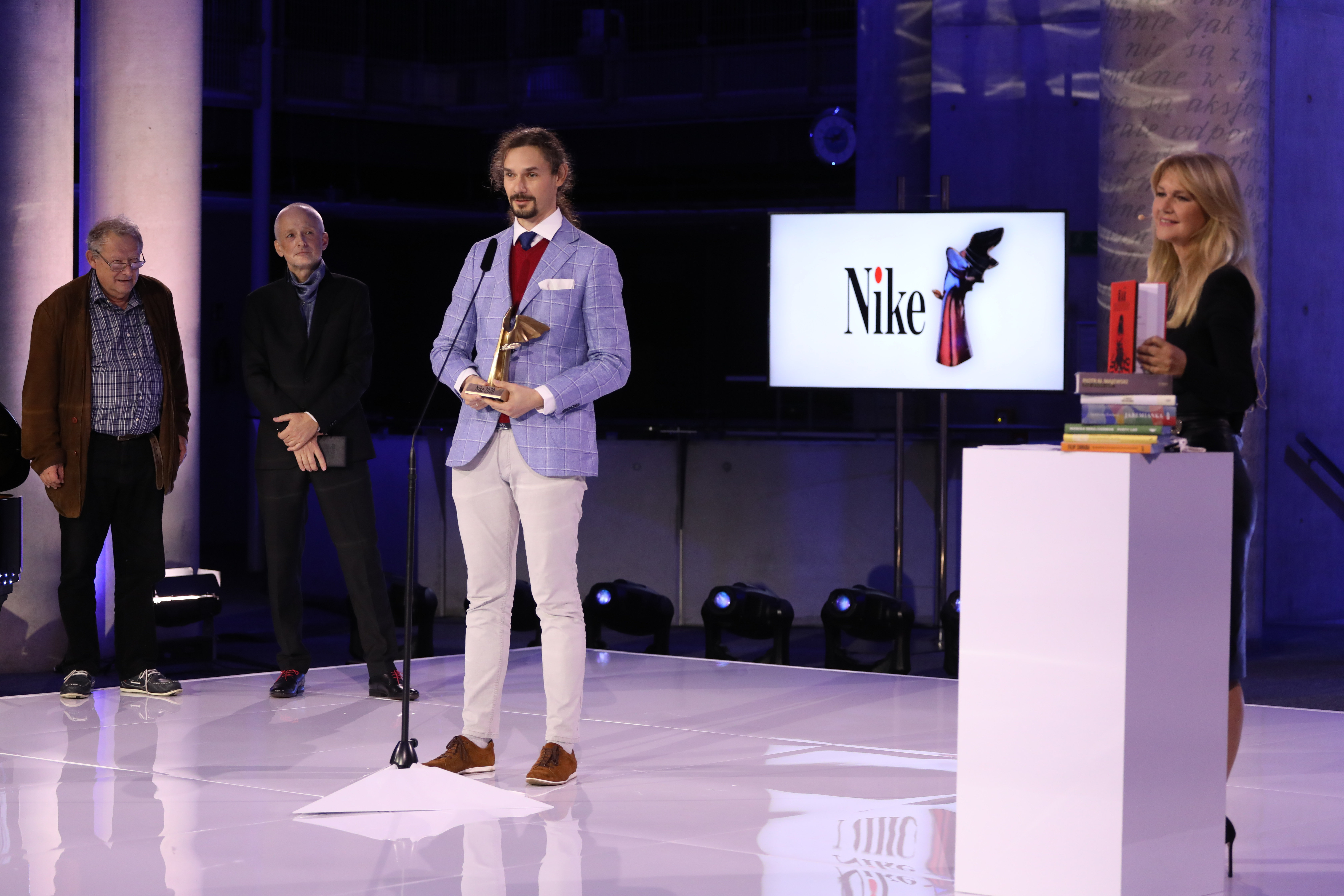 Zwycięzca NIke 2020