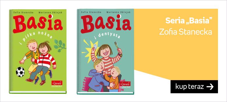 """Seria książek """"Basia"""""""