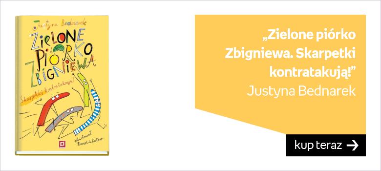 Zielone piórko Zbigniewa