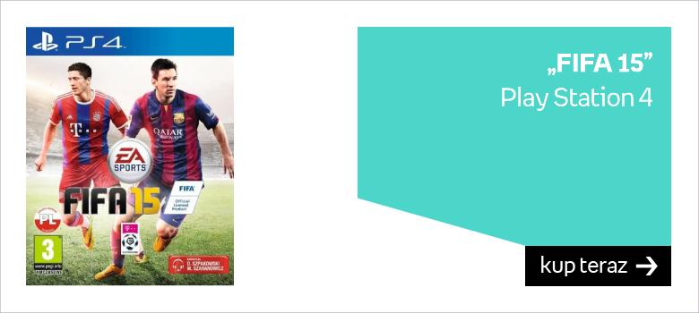 """FIFA 15"" Play Station 4"
