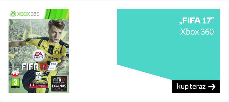 """FIFA 17"" Xbox 360"
