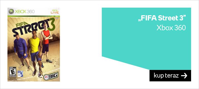 """FIFA Street 3"" Xbox 360"