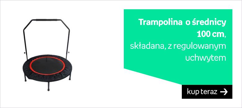 trampolina dla dorosłych i dzieci