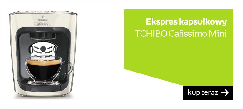 Ekspres kapsułkowy TCHIBO Cafissimo Mini