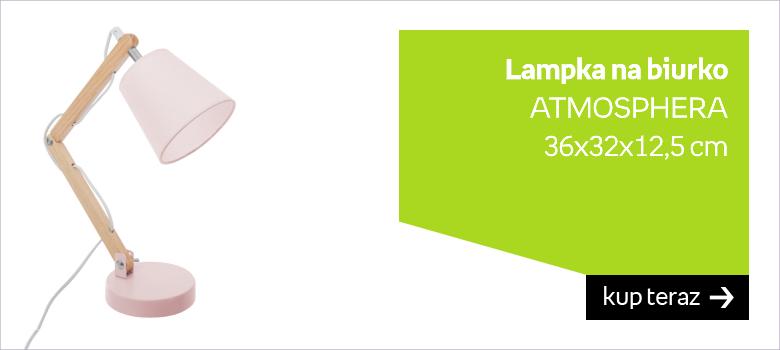 Lampka na biurko, ATMOSPHERA, 36x32x12,5 cm