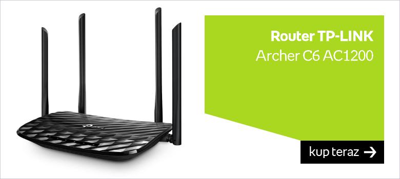 Router TP-LINK  Archer C6 AC1200