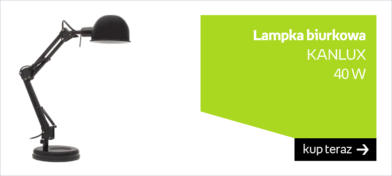 Lampka biurkowa KANLUX   40 W
