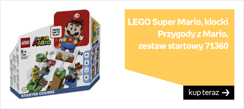 Lego na prezent