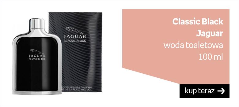 Classic Black Jaguar  woda toaletowa 100 ml