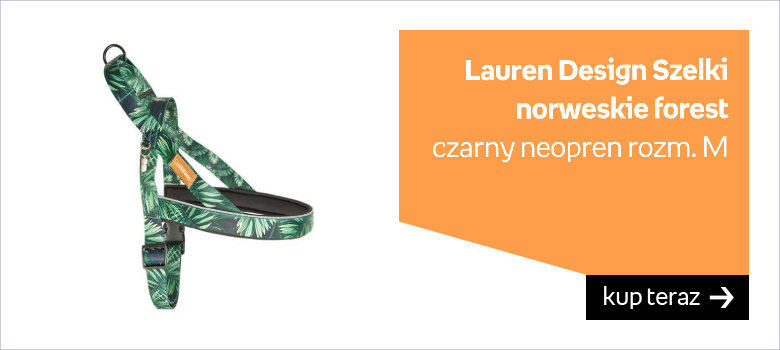 Lauren Design szelki