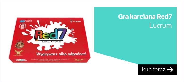 Karcianka Red7