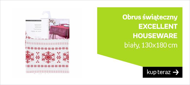 Obrus świąteczny empik