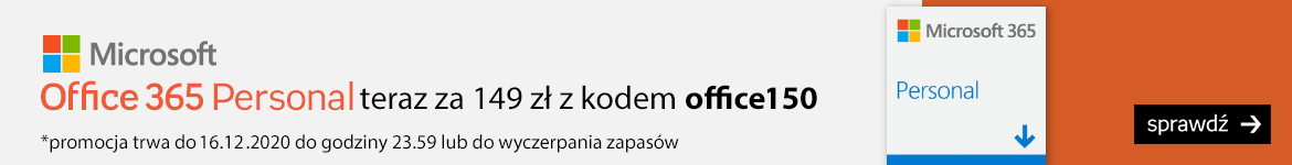 Office 365 Personal za 149 zł