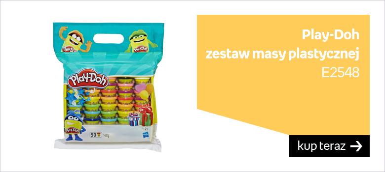 Zestaw masa plastyczna play-doh