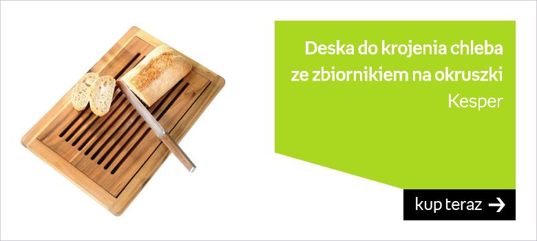 Deska do krojenia chleba KESPER
