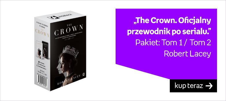 The Crown książka