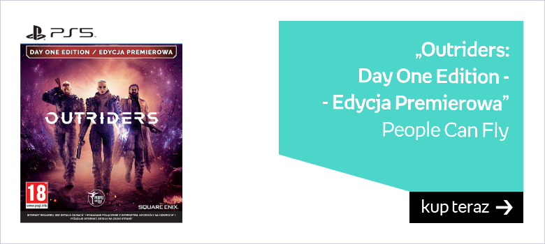 Outriders: Day One Edition - Edycja Premierowa (PlayStation 5)