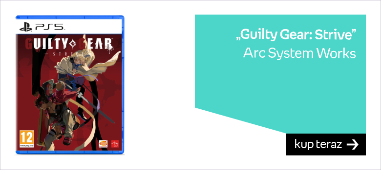 Guilty Gear: Strive (PlayStation 5)