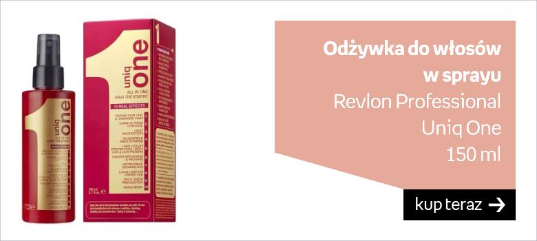 Odżywka do włosów  w sprayu Revlon Professional  Uniq One  150 ml