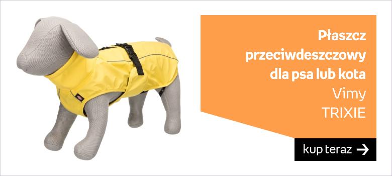 Płaszcz przeciwdeszczowy  dla psa lub kota   Vimy  TRIXIE