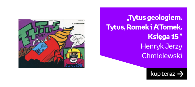 Tytus geologiem