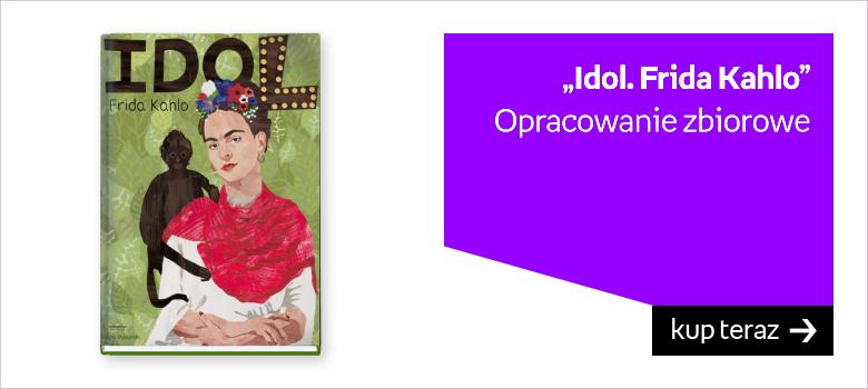 Frida Kahlo ksiązka dla dzieci