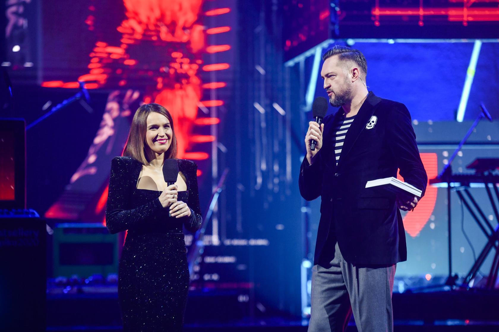 Ewa Szmidt-Belcarz i Marcin Prokop Bestsellery Empiku 2020