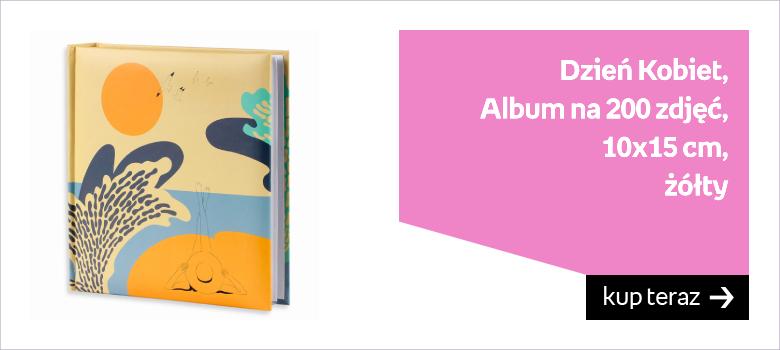 Album na zdjęcia 10x15 Dzień Kobiet