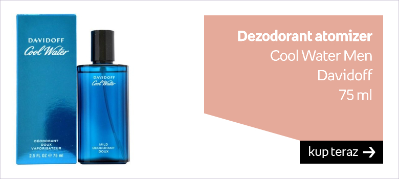 Dezodorant atomizer  Cool Water Men Davidoff  75 ml
