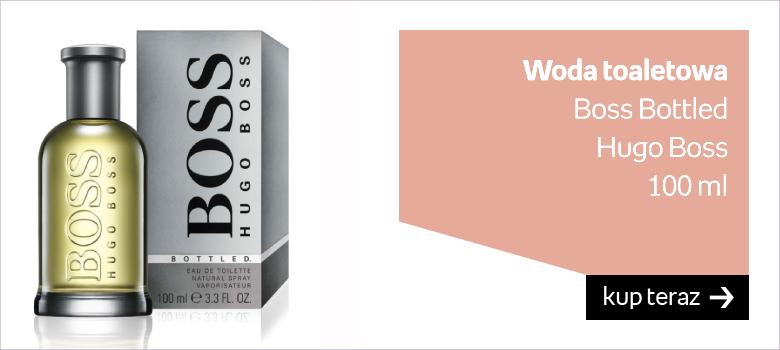 Woda toaletowa  Boss Bottled Hugo Boss 100 ml
