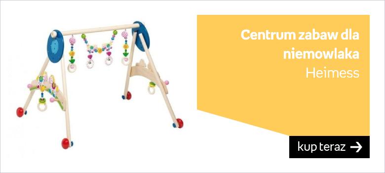 Heimess, centrum zabaw dla niemowlaka Konik