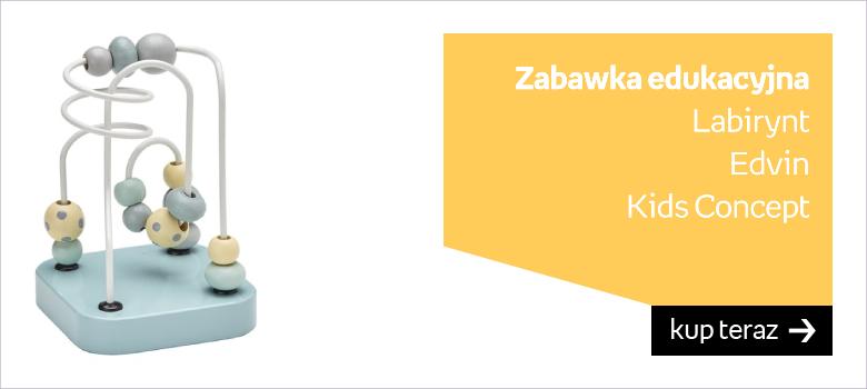 Zabawka edukacyjna Labirynt Edvin Kids Concept