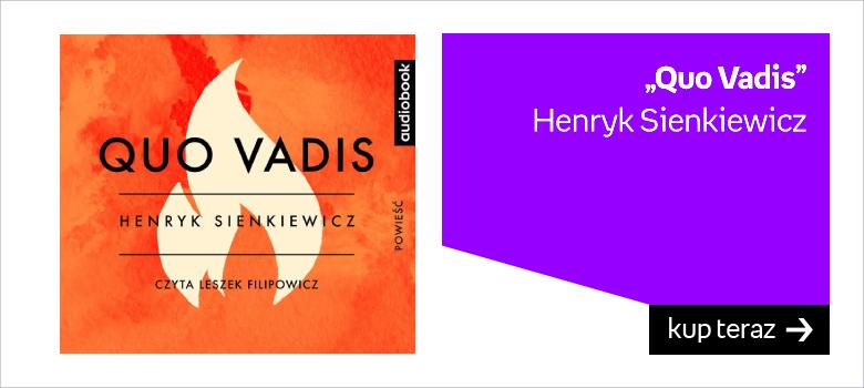 Quo vadis audiobook