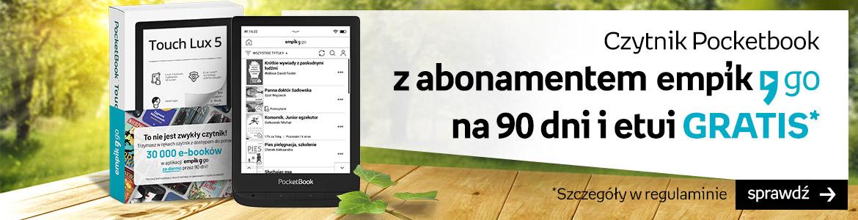 Pocketbook z Empik Go na 90 dni