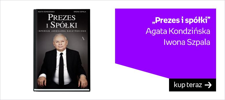 Jarosław Kaczyński spółki